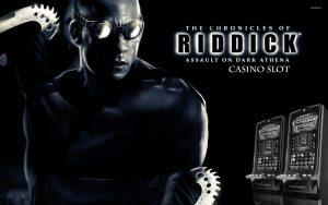 Riddick Online Casino Slot